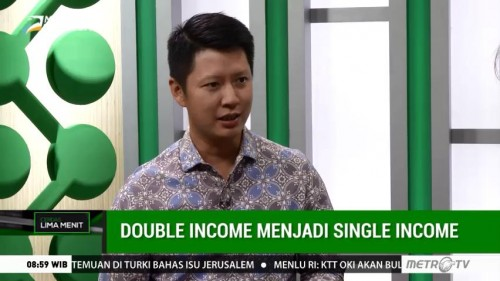 Double Income Menjadi Single Income