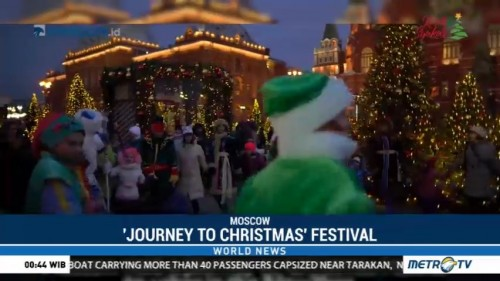 Journey to Christmas Festival