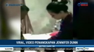 Video Penangkapan Jennifer Dunn Viral di Media Sosial