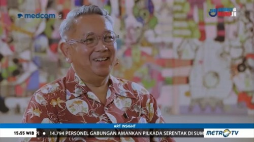 Eddie Hara, 'Punk Uncle' Seni Kontemporer Indonesia (3)