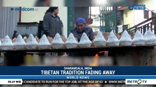 Tibetan Tradition Fading Away