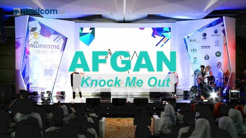 Musik Metro: Afgan - Knock Me Out