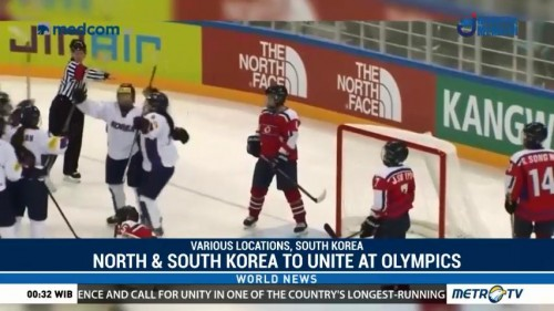 North and South Korea to Unite at Olympics