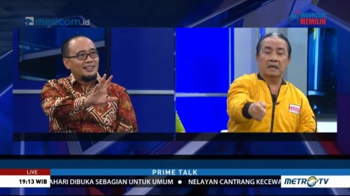 Debat Kubu OSO vs Kubu Sudding Memanas