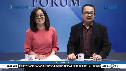 CEO Forum: Mengawal Transformasi BUMN (5)