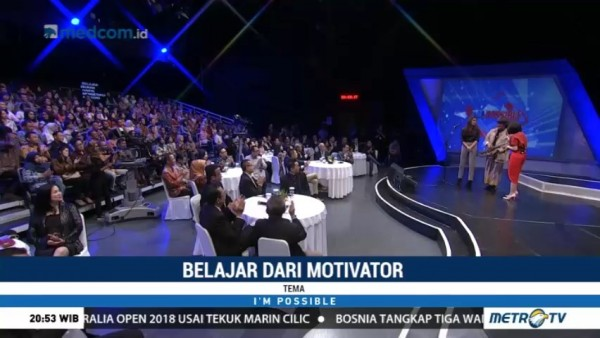 Spesial HUT I'm Possible: Belajar dari Motivator (4)