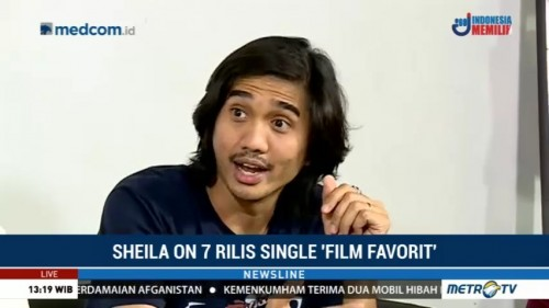 Di Balik Single 'Film Favorit' Sheila on 7 (1)