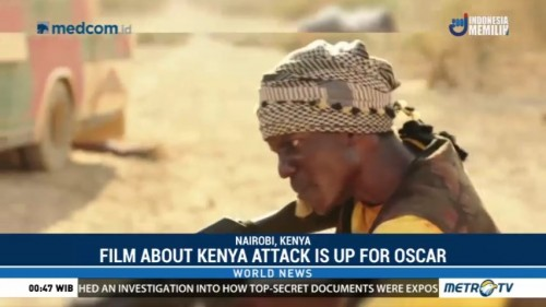Film About Kenya Terror Attack Up for an Oscar