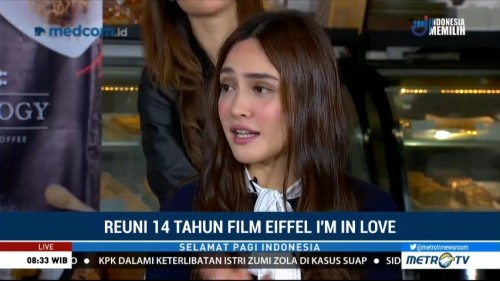 Reuni 14 Tahun Film Eiffel I'm In Love (2)