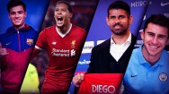 Ini Dia 10 Transfer Pemain Bola Termahal di Januri 2018