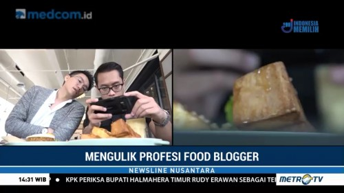 Mengulik Profesi Food Blogger