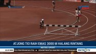 Test Event Asian Games, Indonesia Tambah Dua Medali Emas dari Cabor Atletik