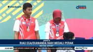 Tim Panahan Indonesia Gagal Rebut Emas Test Event Asian Games