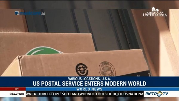 US Postal Service Enters Modern World