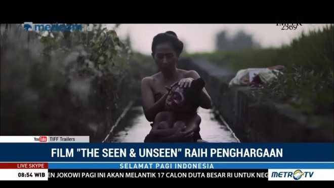 Film 'The Seen and Unseen' Raih Penghargaan (2)
