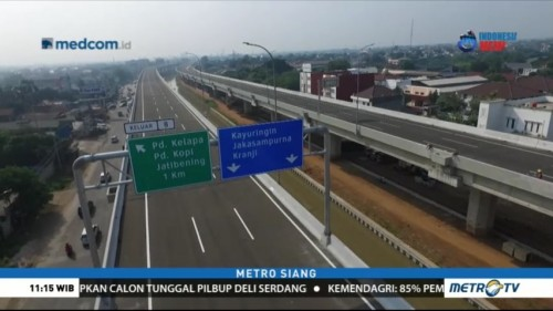 Fakta dan Data Tol Becakayu