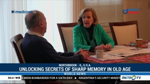 Unlocking Secrets of Sharp Memory in Old Age