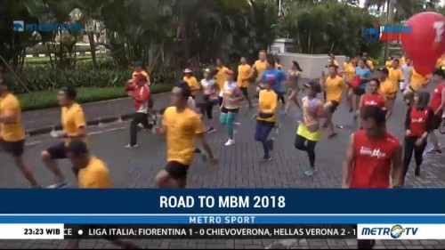 Road to MBM 2018