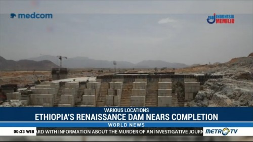 Concerns Mount in Egypt as Ethiopia's Renaissance Dam Nears Completion