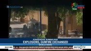 Gunfire Reported in Burkina Faso Capital