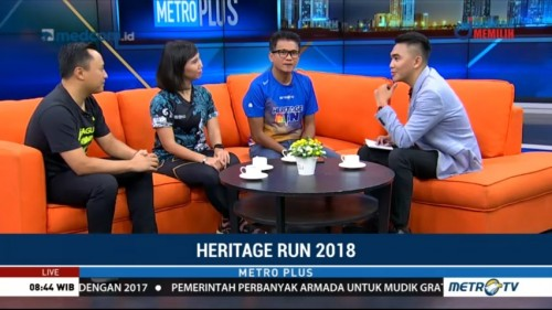 Metro TV Heritage Run 2018 (2)