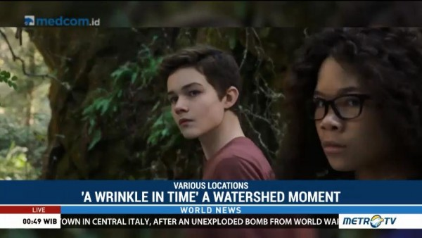 Movie Wrinkle in Time Points to a Watershed Moment for Women of Color