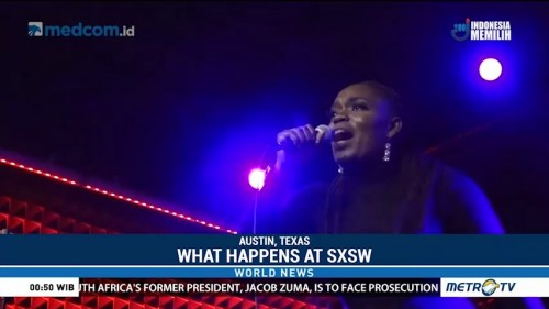 What Happens at SXSW?