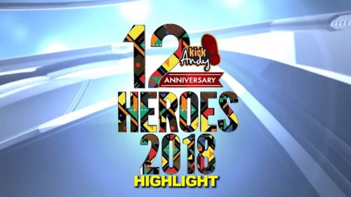 Highlight Kick Andy Heroes 2018