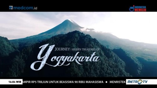 Journey: Hidden Treasures of Yogyakarta (1)