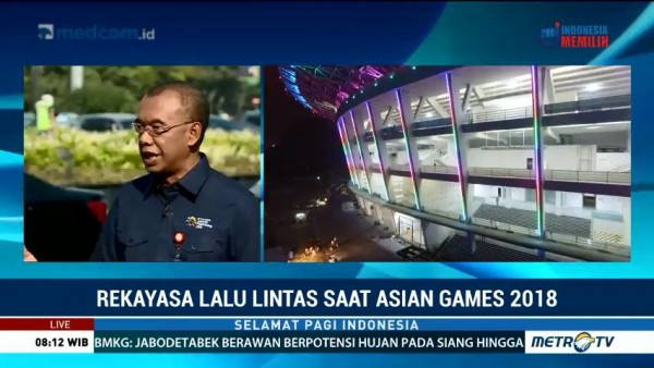 Persiapan Jelang Asian Games 2018 (1)