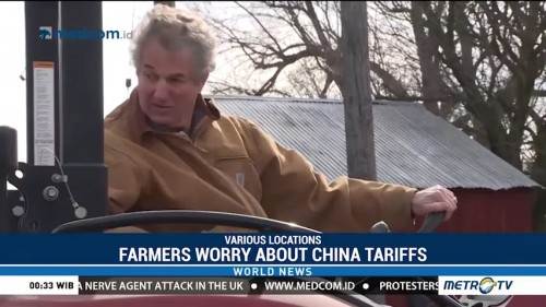 Fearing Trade War, Some US Farmers Worry About Trump China Tariffs