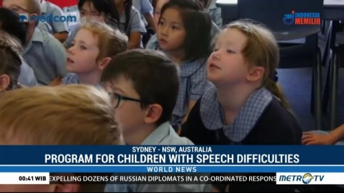 Program for Children with Speech Difficulties