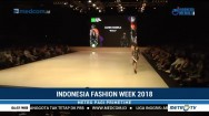 Kemeriahan Indonesia Fashion Week 2018