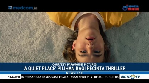Film A Quiet Place Rilis 6 April 2018 di AS