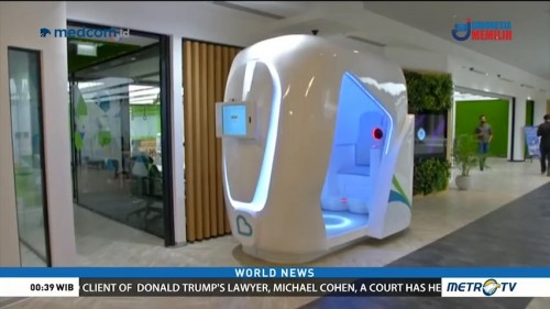 AI Pods Developed in Dubai Bring Health Checkups to Malls and Supermarkets