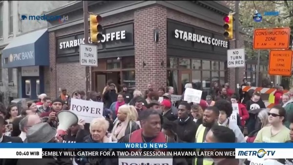 Starbucks to Close 8.000 Stores for Training on Racial Bias