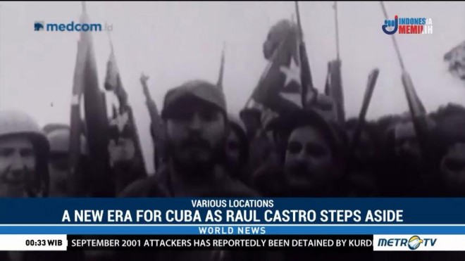 As Raul Castro Steps Aside, a New Era for Cuba