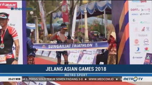 520 Atlet Ikuti Sungailiat Triathlon 2018