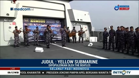 Multilateral Naval Exercise Komodo 2018 (1)