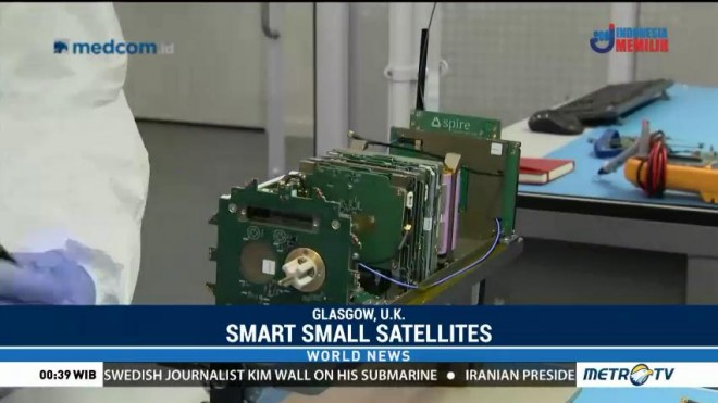Smart Small Satellites