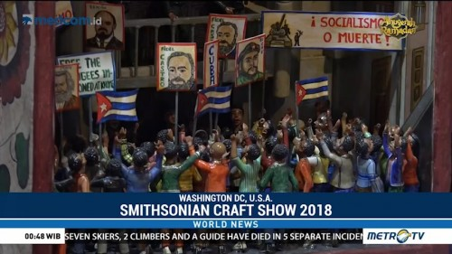 The Smithsonian Craft Show 2018