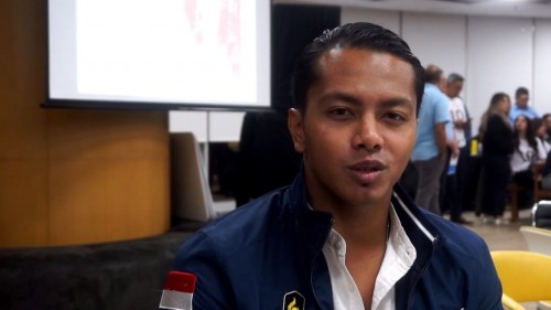 Siman Optimistis Sumbang Medali di Asian Games