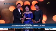 Lestary Luhur Raih Penghargaan Women of The Year