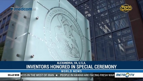 Inventors Honored in Hall of Fame Special Ceremony