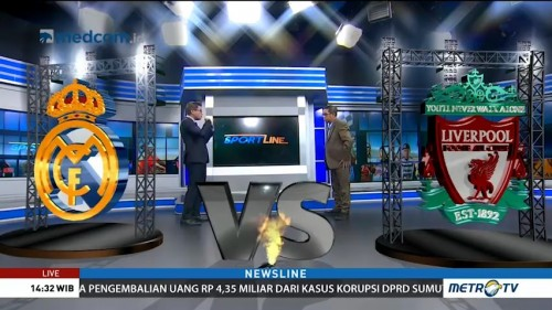 Mengukur Kekuatan Real Madrid vs Liverpool