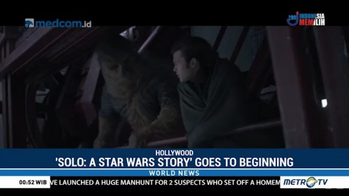 'Solo: A Star Wars Story' Goes Back to Beginning