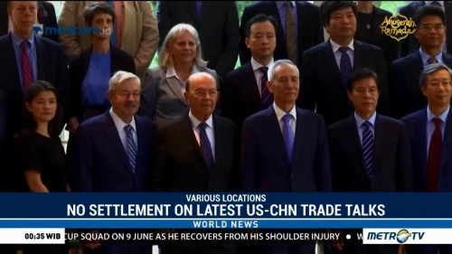 US and China End Latest Trade Talks Without Settlement