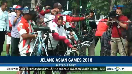 Tim Panahan Optimis Sumbang Medali di Asian Games