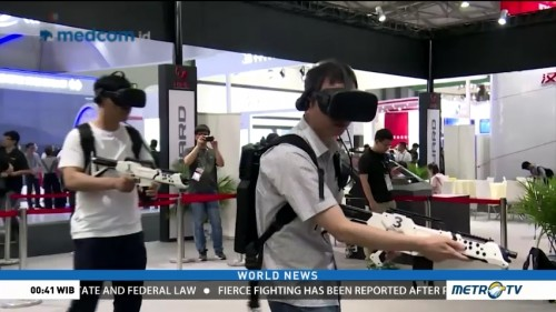 Consumer Electronics Asia Opens in Shanghai