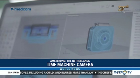 Time Machine Camera Means Never Missing the Moment